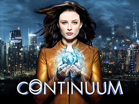 コンティニアム/Continuum シーズン1