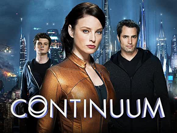 コンティニアム/Continuum シーズン2