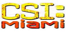 CSI:Miami/CSI:マイアミ