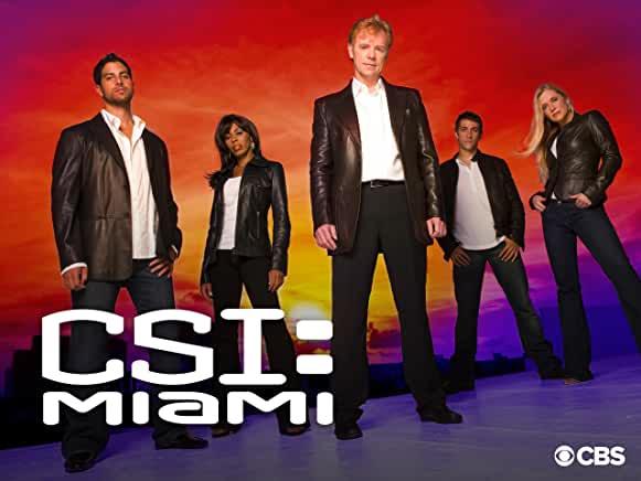 CSI:マイアミ/CSI:Miami シーズン10