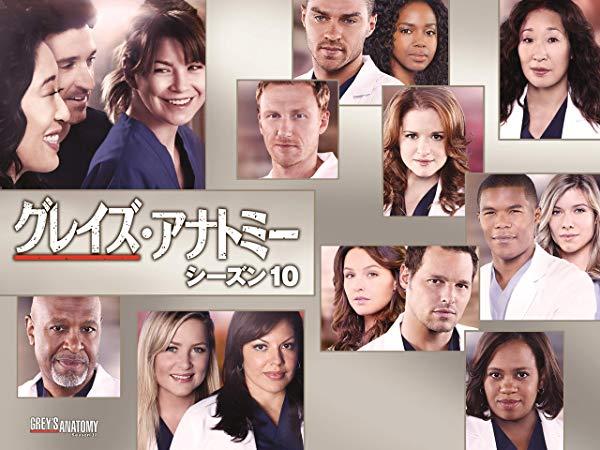 グレイズ・アナトミー/Grey's Anatomy シーズン10