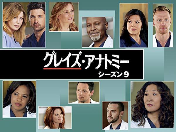 グレイズ・アナトミー/Grey's Anatomy シーズン9