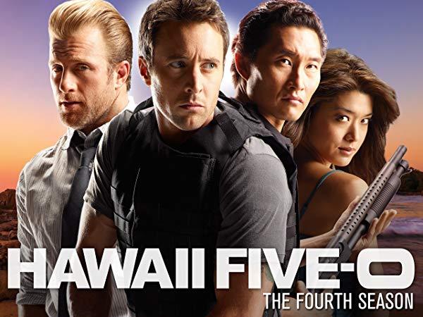 Hawaii Five-0/ハワイ・ファイブ・オー シーズン4