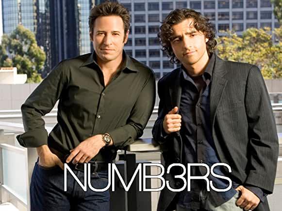 ナンバーズ/Numb3rs/Numbers シーズン1