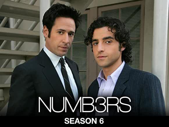 ナンバーズ/Numb3rs/Numbers シーズン6