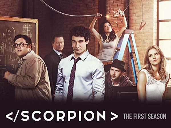 スコーピオン/Scorpion シーズン1