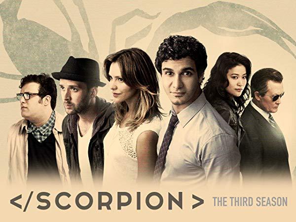 スコーピオン/Scorpion シーズン3