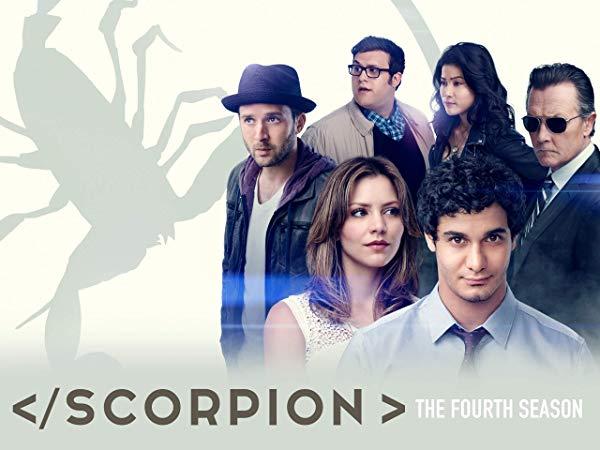 スコーピオン/Scorpion シーズン4
