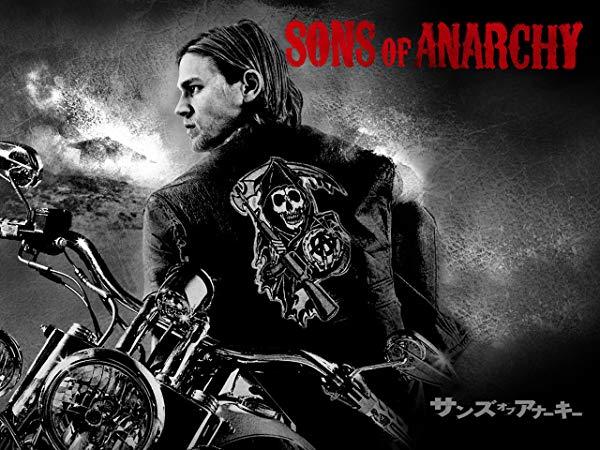 サンズ・オブ・アナーキー/Sons of Anarchy シーズン1