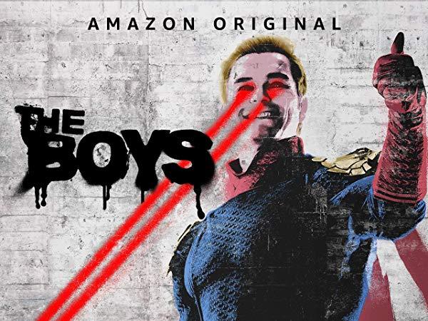 ザ・ボーイズ/The Boys シーズン1