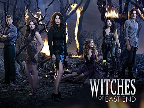 イーストエンドの魔女たち/Witches of East End シーズン1