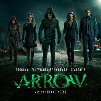 Arrow/アロー シーズン3 サントラ