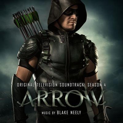 Arrow/アロー シーズン4 サントラ