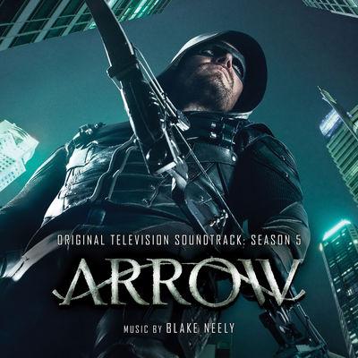 Arrow/アロー シーズン5 サントラ