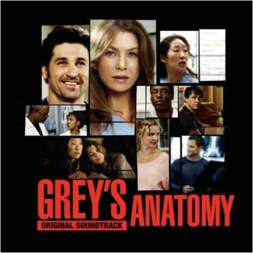 Grey's Anatomy/グレイズ・アナトミー テーマソング