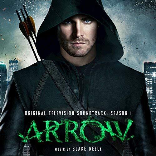 Arrow/アロー シーズン1 サントラ