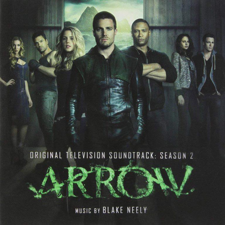 Arrow/アロー シーズン2 サントラ