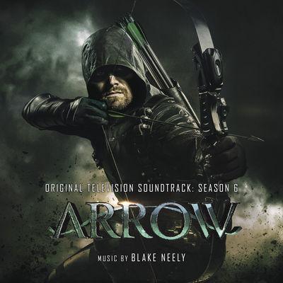 Arrow/アロー シーズン6 サントラ